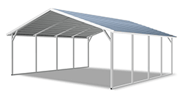 Metal RV Shelters Domino TX