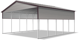 Metal Carports Dealers Miller's Cove TX