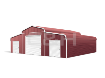 ENCLOSED REGULAR STYLE BARNS