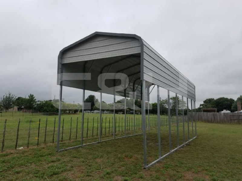 REGULAR CARPORT 12W x 36L x 12H