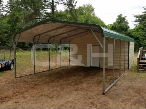 REGULAR CARPORT 18W x 26L x 7H