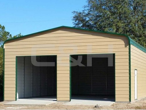 REGULAR GARAGE 24W x 31L x 12H