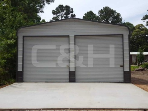 REGULAR GARAGE 24W x 26L x 11H