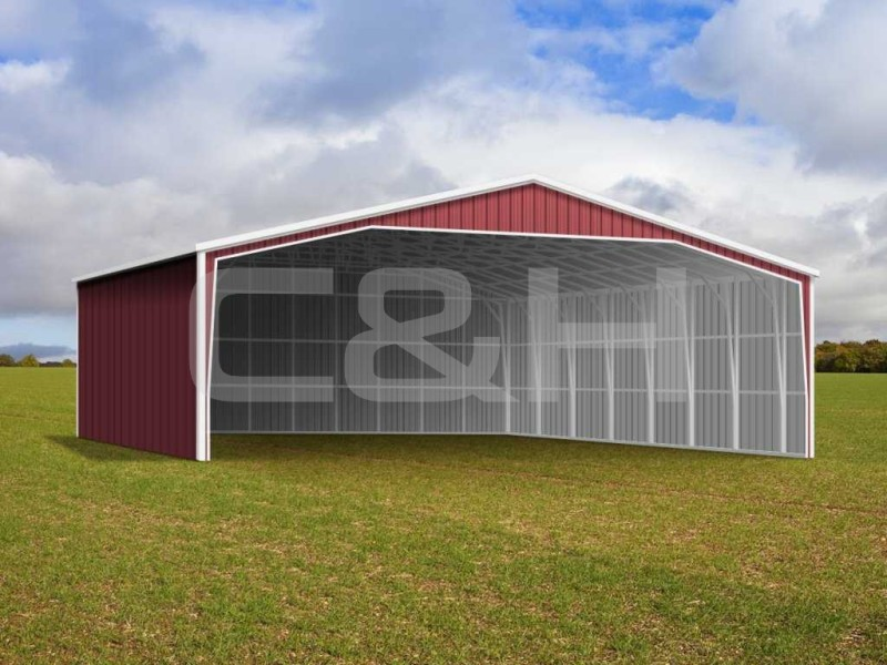 Clear Span Shelter 40W x 41L x 12H