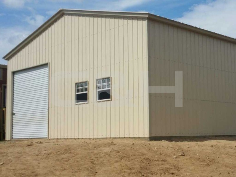 Clear Span Commercial Building 36W x 51L x 14H